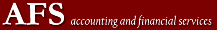 AFS Accounting and Financial Services Logo